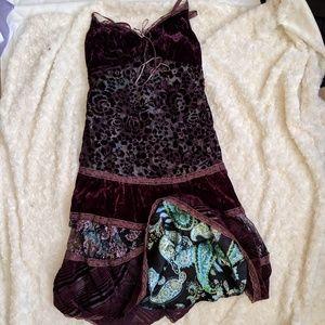 Dresses & Skirts - Boho Maxi Sundress, Excellent Festival Wear
